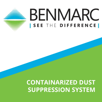 Benmarc - Containarized Dust Suppression System